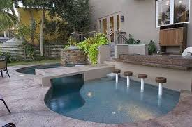 pool designs with bar. Beautiful With Swimming Pool Inspiring Beside Pool Designs With Bar Perfect Concept For  Your Modern Home Design Outstanding Swim Up  Intended W