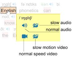 Online transcription and pronunciation of english words. Video Recordings In Ipa Phonetic Transcription Converters