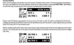How To Cv Control Minitaur Analog Keys Four Elektronauts