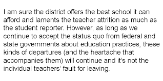Why do effective teachers leave some schools, and not others ... via Relatably.com