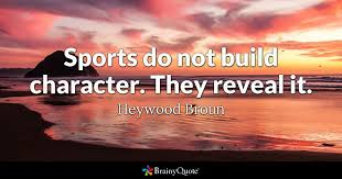 Funny Sports Quotes Inspiration Top 48 Sports Quotes BrainyQuote