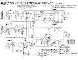 1963 1967 black face deluxe reverb aa763 deluxe reverb chassis layout ab763 deluxe reverb schematic