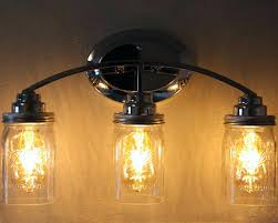 jar light fixture mason chandelier pendant kitchen lights lanterns covers fixtures