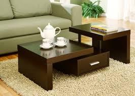 elegant impressive modern furniture with coffee table furniture