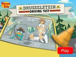 phineas and ferb games at disney