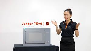 Lò vi sóng có nướng Junger TK-90 - 26 Lít - Bảo hành 12 tháng chính hãng
