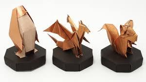 Origami Display Stand Origami Stand Jo Nakashima YouTube 1