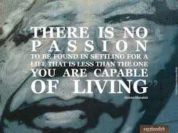 Quotes On Living Your Dreams Best of Nelson Mandela On Living Big And Following Your Dreams [Quote