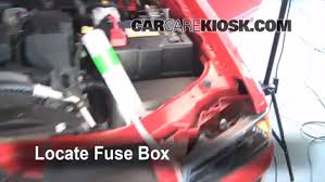 blown fuse check 2006 2010 hummer h3 2008 hummer h3 3 7l 5 cyl locate engine fuse box and remove cover