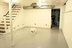should i paint my concrete basement floor how to a painting ideas colors sealing