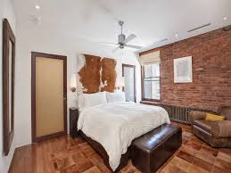 exposed brick bedroom design ideas. Apartment Bedroom : Open Plan With Exposed Wood Beams And Iron Columns Inside The Most 50 Modern Design Ideas Brick