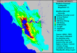 The three faults in the bay area most likely to have a damaging earthquake are the hayward fault, the calaveras fault and the san andreas fault. Hayward Fault Zone Wikipedia