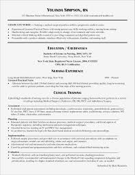 Nursing Resume Objective New Grad Pdf Format | Business Document