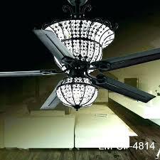 crystal chandelier ceiling fan. Crystal Chandelier Ceiling Fan Fans With Crystals Acrylic Type Light K .
