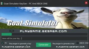 goat simulator keygen pc steam