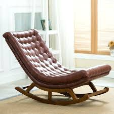 Wood Rocking Chairs For Sale Modern Design Rocking Lounge Chair