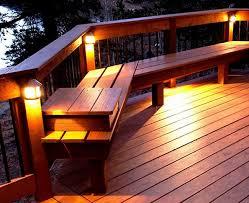 in deck lighting. Deck Lighting. Lights To Beautify The Lighting In N