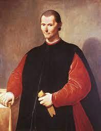 Niccolò Machiavelli | Mappa concettuale