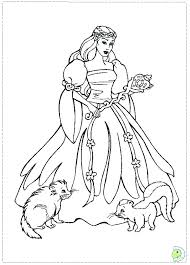 Coloring Pages Of Barbie Barbie Coloring Pages Free Printable Word