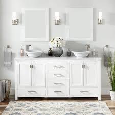 white double sink vanity. Simple Vanity 72 Throughout White Double Sink Vanity O