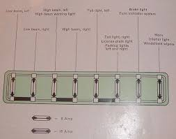 1967 vw beetle fuse box diagram 1967 image wiring thesamba com type 2 wiring diagrams on 1967 vw beetle fuse box diagram