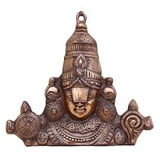 Small Picture Buy APKAMART Handicraft Lord Balaji Face Wall Hanging 13 Inch