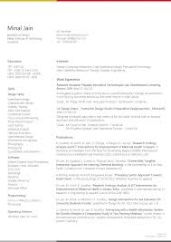 Cosy Interaction Design Resume With Additional Cover Letter Design