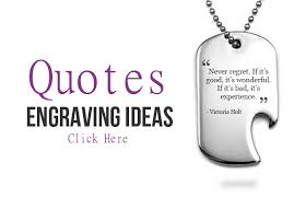 Watch Engraving Quotes Inspiration Custom Engraving Ideas To Help You Get Inspired