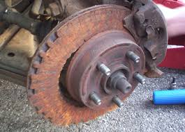 When Should Bmw And Mini Brake Rotors Disc Be Replaced