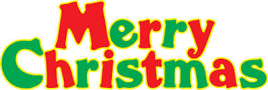 Image result for merry christmas free clip art