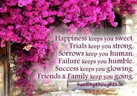 Quote For Today About Happiness happinesskeepsyousweetquoteoftheday HealthyThoughts The 92