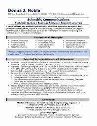 17 Fresh Resume Personal Statement Examples | Vegetaful.com