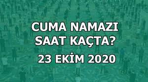 Bugün Cuma namazı kaçta? 23 Ekim Cuma namazı saati İstanbul | Cuma namazı  saat kaçta kılınıyor? - Güncel Haberler Milliyet