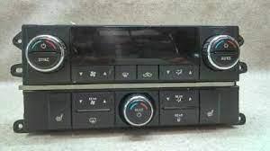 Auto Temperature Climate Control Digital Fits 08 10 Dodge Caravan K108 174736 Ebay In 2020 Caravan Ac Heating Dodge Truck