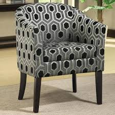 light pattern fabric club chair tafton tufted furniture