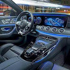 V8, 4.0 l, 800 hp, 1111 nm transmission: The New Mercedes Amg Gt 63 S 4matic Edition 1 Even More Individual Flair For The Amg Gt 4 Door Coupe To Mercedes Benz Cars Mercedes Car Luxury Car Interior