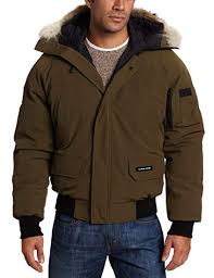 Canada Goose Men s Chilliwack Bomber (Military Green, X-Large)