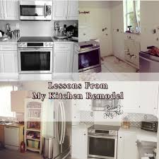 Remodel My Kitchen Lessons From My Kitchen Remodel Persian Kitty Kat