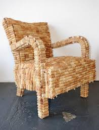 wine cork chair i got to get my drink on for this project