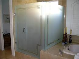 frosted glass shower doors frosted glass shower doors