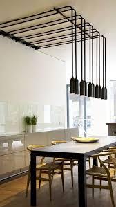 Prachtige <b>design hanglampen</b> boven de eettafel van .PSLAB ...