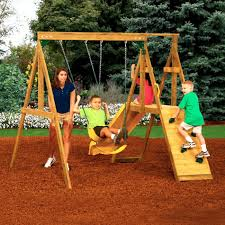 best outdoor playsets for small yards designs regarding backyard design 14