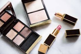 serein wu luxury makeup haul tom ford