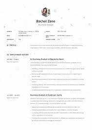 As400 Resume Samples Inspirational Business Analyst Resume Objective