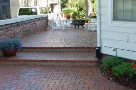 step-down paver patio - Google Search