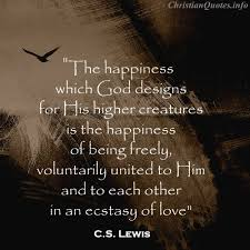 Cs Lewis Quotes Christian Best Of CS Lewis Quote God Designs ChristianQuotes
