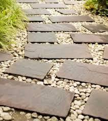 flag stone walkway