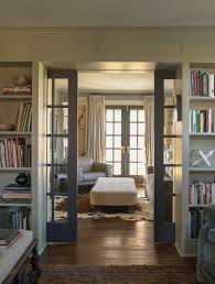 french doors for home office. Sliding French Doors Home Office Modern With Rug Drum Shade For E
