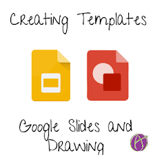 How To Make A Venn Diagram On Google Drawing Google Draw And Slides Tips For Creating Templates Teacher Tech
