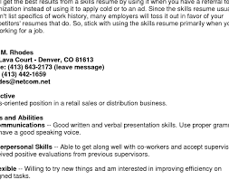 resume:Interpersonal Skills Resume Beautiful Resume Communication Skills  Interpersonal Skills Resume Fascinating Functional Resume Communication